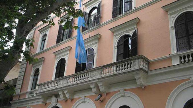 ambasciata argentina