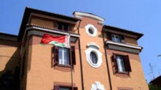 ambasciata belarus