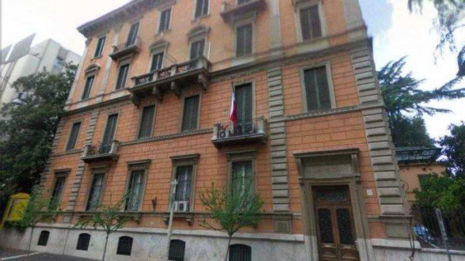 ambasciata cile
