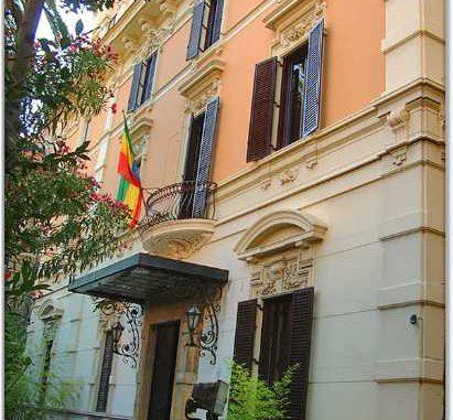 ambasciata etiopia