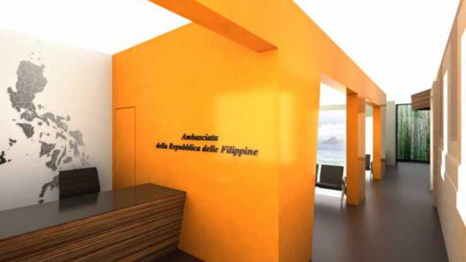 ambasciata filippine