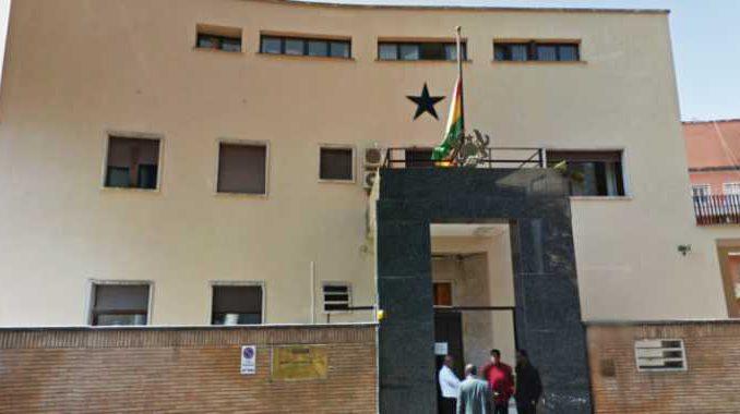 ambasciata ghana