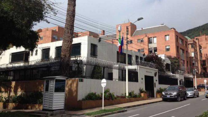 ambasciata italiana in colombia