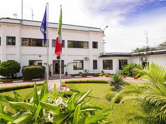ambasciata italiana in congo