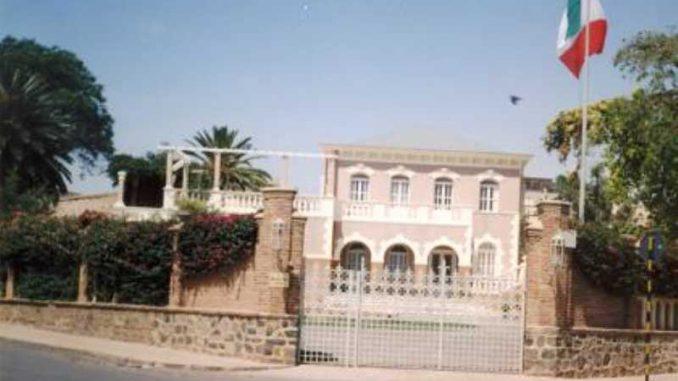 ambasciata italiana in eritrea
