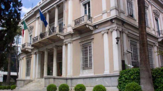 ambasciata italiana in grecia