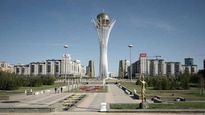 ambasciata italiana in kazakistan