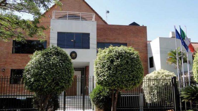 ambasciata italiana in paraguay