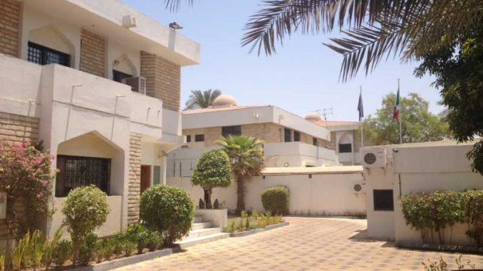 ambasciata italiana negli emirati arabi uniti