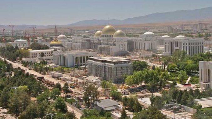 ambasciata turkmenistan