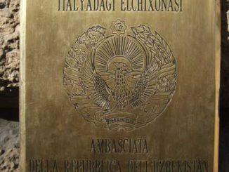 ambasciata uzbekistan